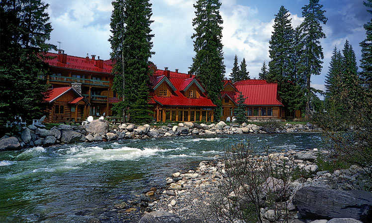 Post Hotel And Spa Lake Louise